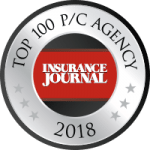 Top 100 Agency Badge Insurance Journal