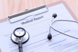 medical reports that support the need for workers compensation payments