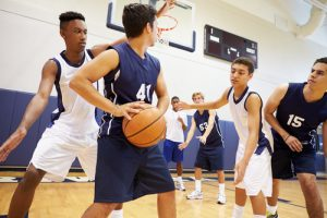 School accident insurance covers sports accidents