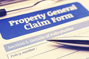 General liability form under a business owners policy