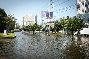 buildings dealing with flood that has commercial flood insurance