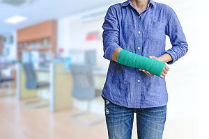 Employee needing workers compensation