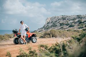 Rider with ATV insurance