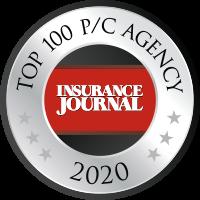 Insurance Journal Top 100 P/C Agency 2020