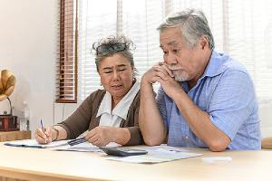 Couple put off getting life insurance. They think, or have heard, or were told, that it's too expensive