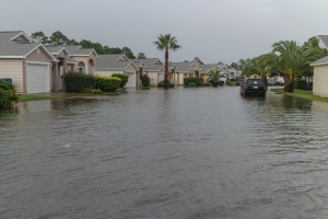 building in a row that need Commercial Flood Insurance