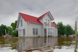a building that needs Commercial Flood Insurance