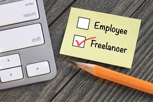 Working as Freelancer Not Employee