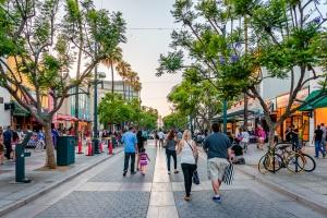 outdoor mall needing franchise insurance