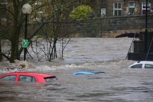 cars drowned in flood finding out flood insurance for commercial property