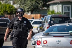 ladp swat team officers with police officers insurance